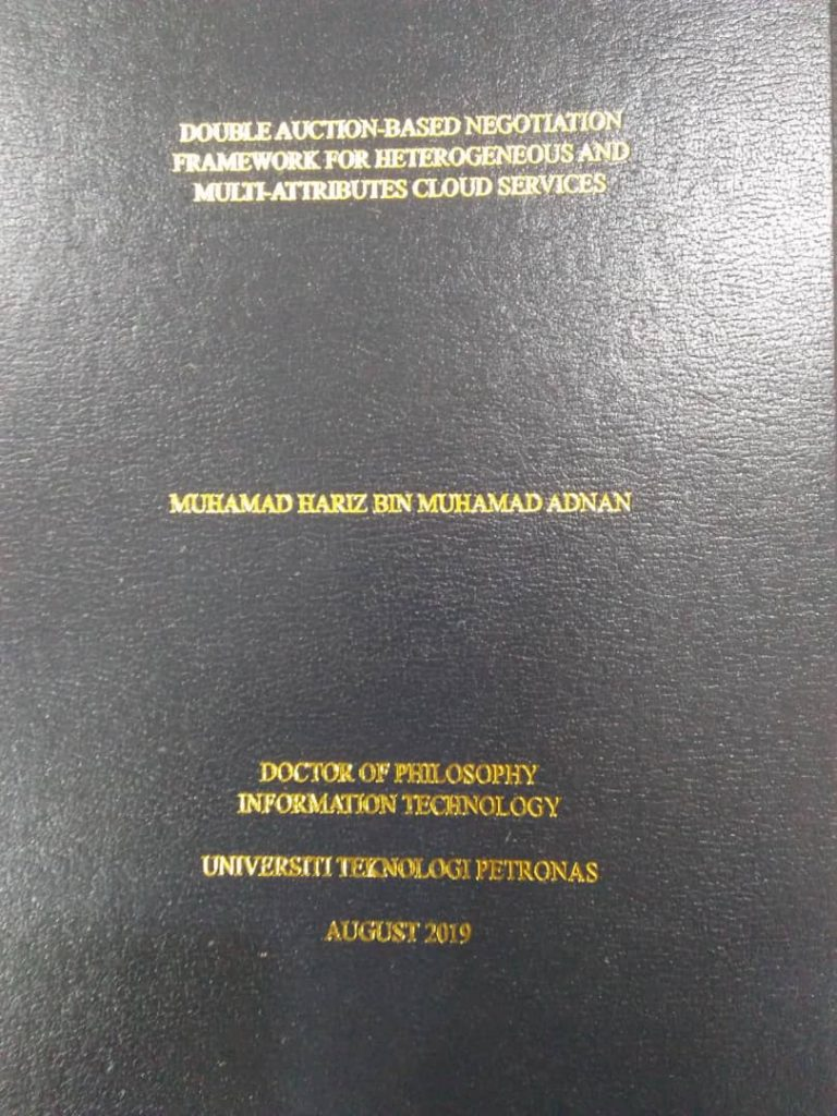 Dr Hariz PhD Thesis