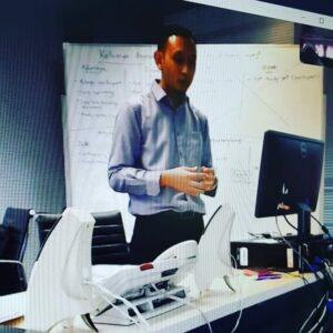 Dr Hariz PhD Viva
