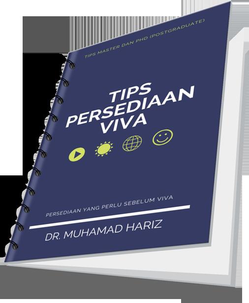 Siri E-book Percuma Dr Hariz : Tips Persediaan Viva