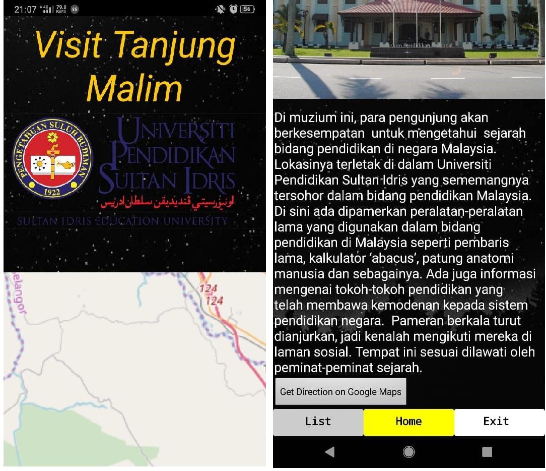 visit tanjung malim