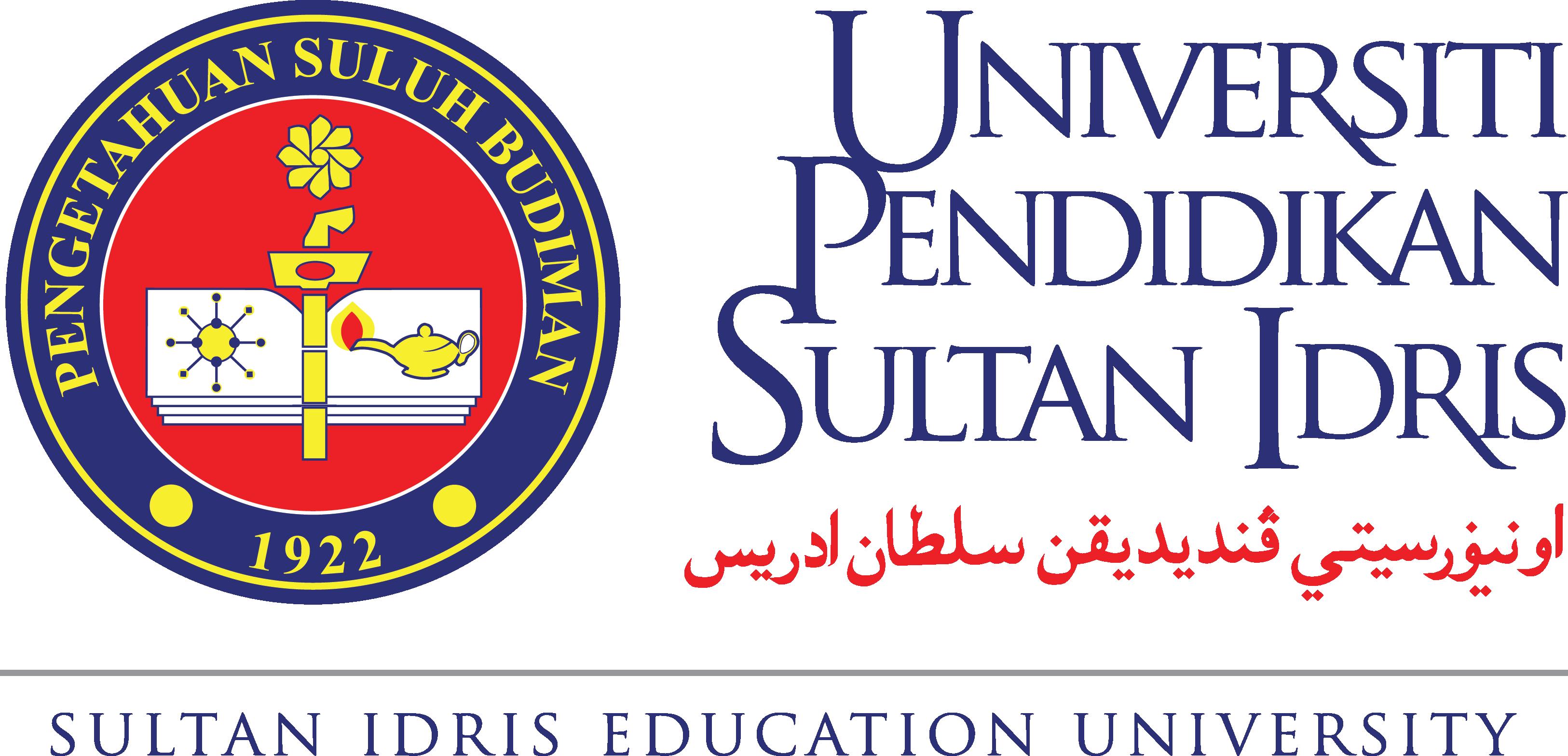 Universiti pendidikan sultan idris logo - Dr Muhamad Hariz